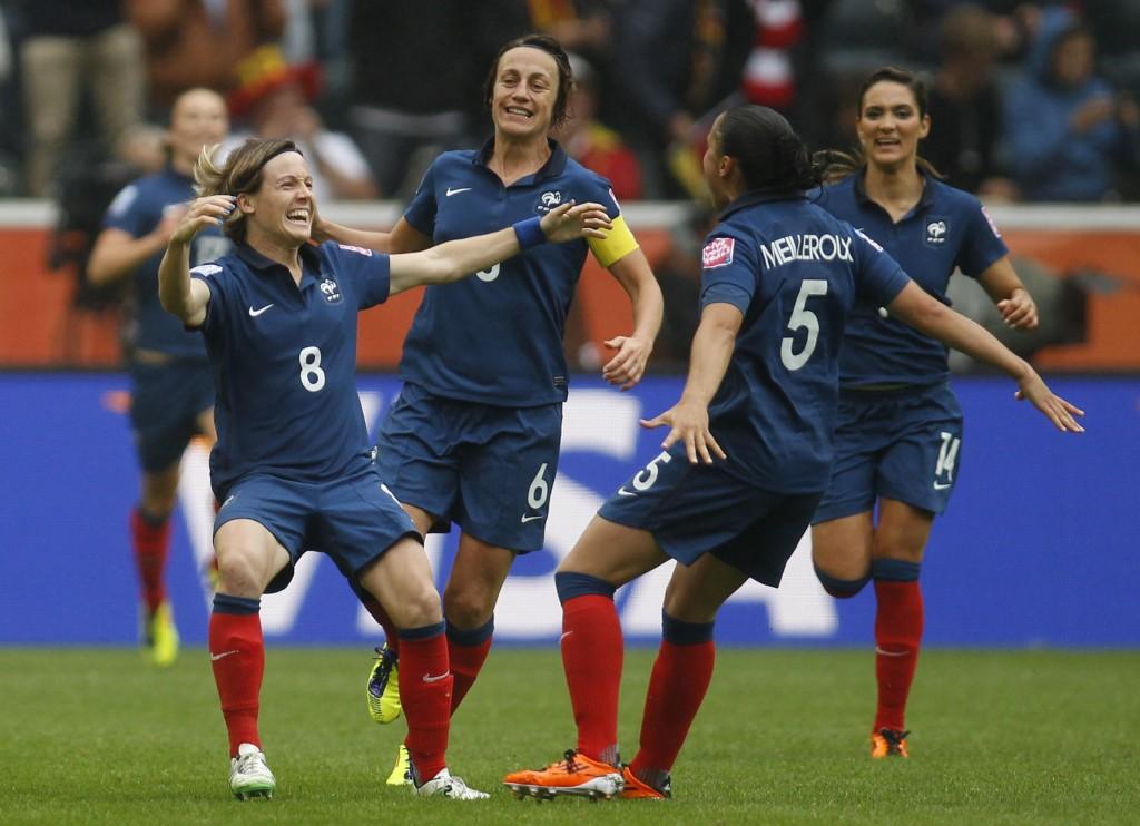 Footballeuses françaises